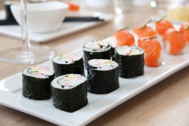 Saitaku sushi maki