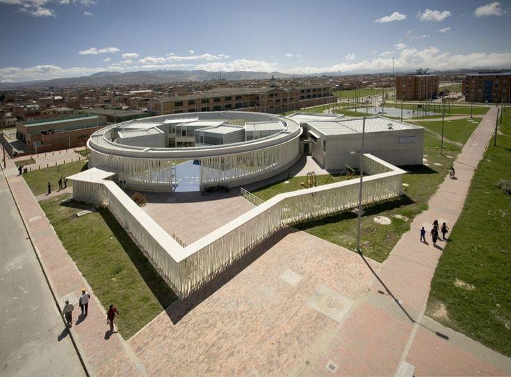 Jardines Sociales Porvenir | Arquitecto  Giancarlo Mazzanti