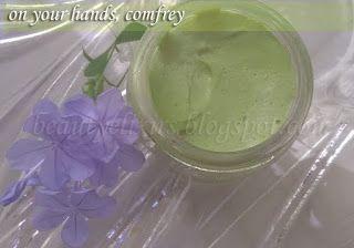 φυσικά καλλυντικά, αλχημείες & ελιξίρια: κρέμα χεριών, on your hands