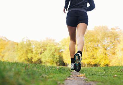 La #course en #sentier, bon pour le corps et la tête! #jogging