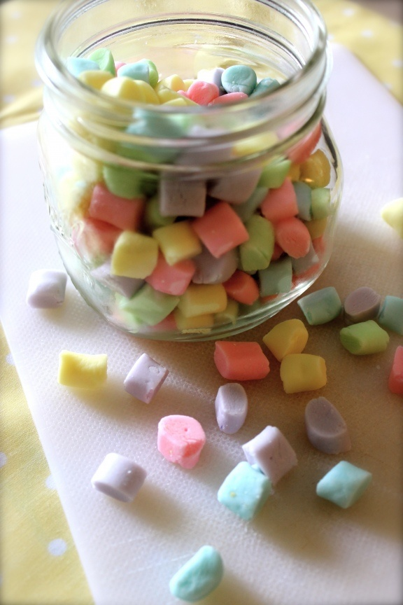 Homemade Butter Mints - I can't decide which to make W~