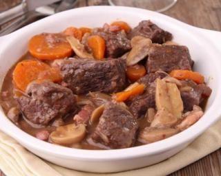 Boeuf bourguigon express Weight Watchers 5 PP par portion : Savoureuse et équilibrée | Fourchette & Bikini