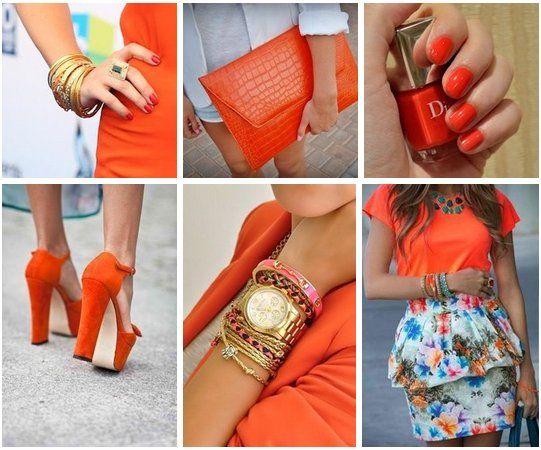 Вдохновение дня: оранжевый Оранжевая обувь http://www.lamoda.ru/s/orange_shoe Оранжевая одежда http://www.lamoda.ru/s/orange_dress Оранжевые аксессуары http://www.lamoda.ru/s/orange_accessory