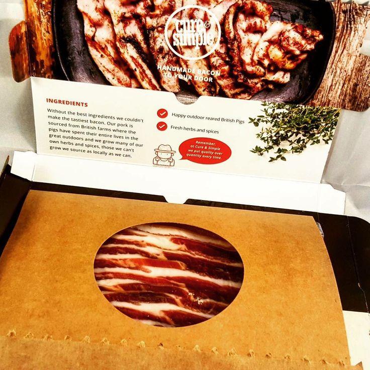 #baconbypost integrated packaging. #design #baconbydesign