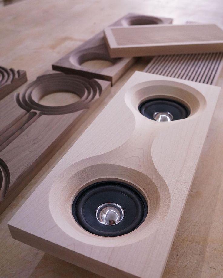 @nowyprodukt | speaker front panel  via internet (?) | #nowyprodukt by nowyprodukt