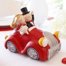 Ihr möchtet dem Brautpaar Euer Geldgeschenk originell verpacken und noch eine bleibende Erinnerung für das Eheleben schenken?