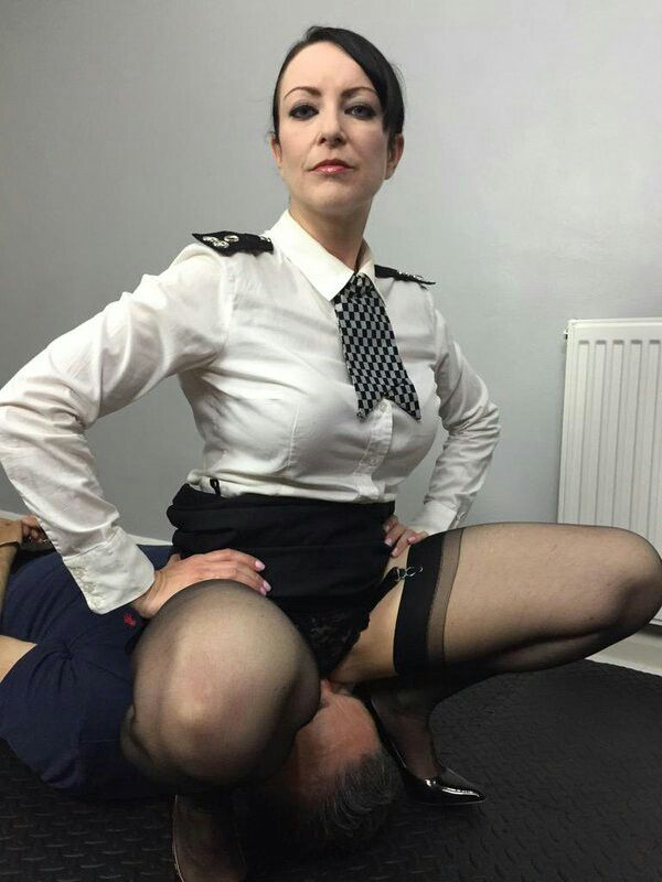 British police woman spanked 10