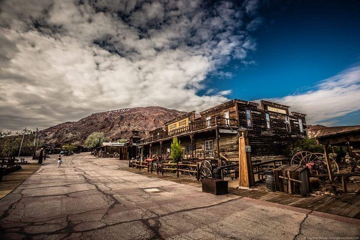 Calico ghosttown Route 66 California