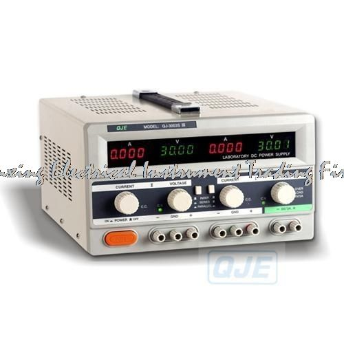 (290.36$)  Watch here  - fast arrival QJ6003SIII DC Power Supply Laboratory Triple phases Transformer 60V 3A resolution of 100mV 10mA