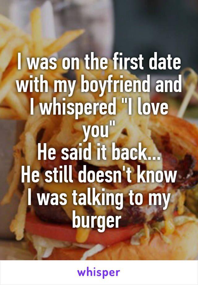 Dating my crush