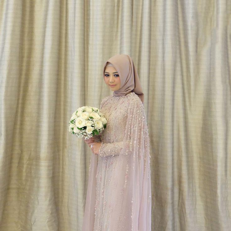 Modest Wedding Gown / Hijabi Bride