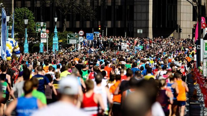 London Marathon 2016: Astronaut Tim Peake to start race with...: London Marathon 2016: Astronaut Tim Peake to start… #LondonMarathon2016