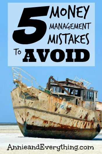 Gettin' real on the blog about money management mistakes we've made... make sure you don't do these!!