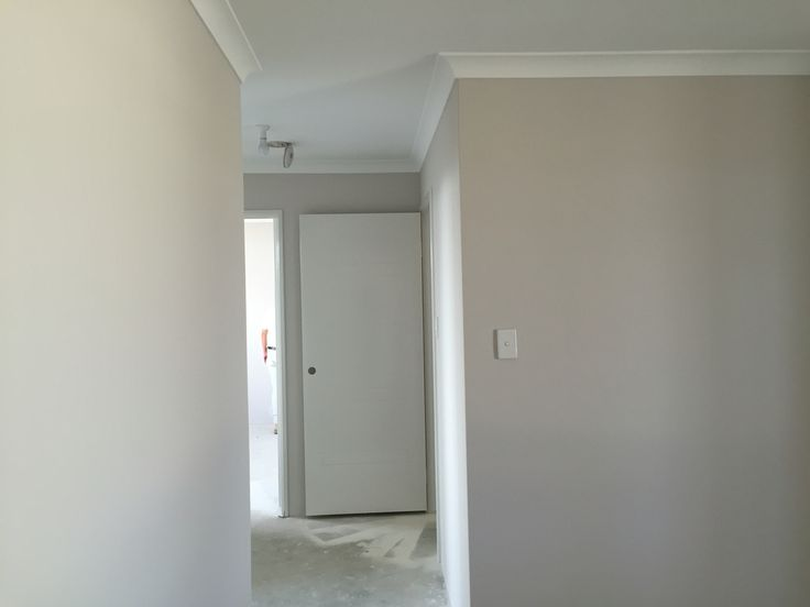 Dulux limed white half