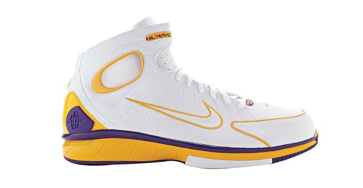Top 20 de Zapatillas de Baloncesto de los Últimos 20 Años: Nike Huarache 2K4