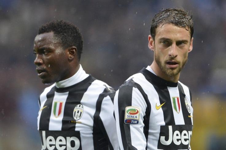 Bianco Nero Marchisio Asamoah