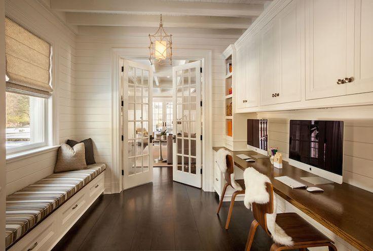 Homework station | Garrison Hullinger Interior Design