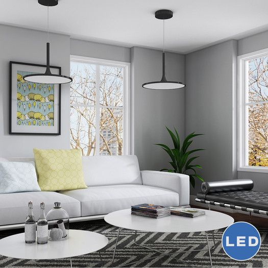 FREE SHIPPING! Shop AllModern for VONN Lighting Salm LED Disc Chandelier - Great Deals on all  products with the best selection to choose from!