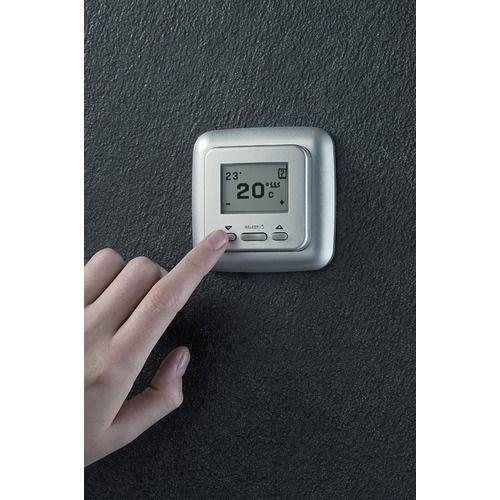 Impey Aquamat Underfloor Heating control, a must have for a modern bathroom reno. Underfloor Heating from UK Bathrooms