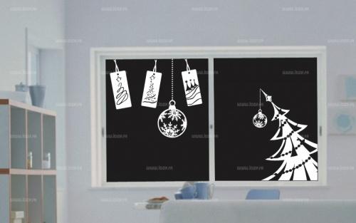 Stickers pochettes noël    http://www.idzif.com/idzif-deco/stickers-muraux/stickers-retro/stickers-motif/produit-stickers-pochettes-noel-2159.html