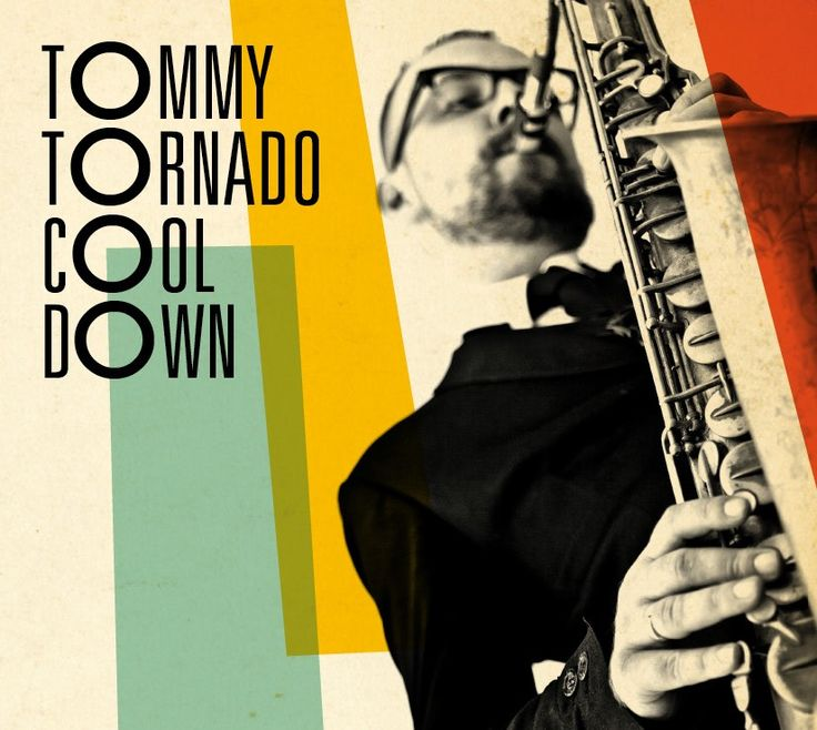 "Tommy Tornado ""Cool Down"" (LP & CD)"