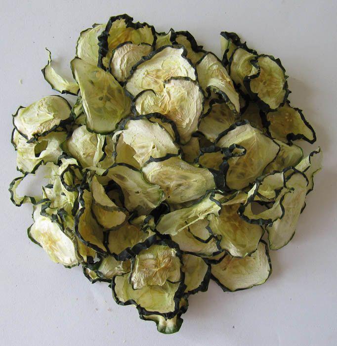 Crispy Cucumber Chips Nutrimost Recipes Nutrimost