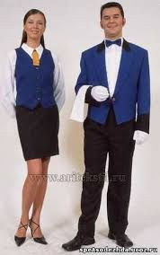 Картинки по запросу униформа для персонала кафе