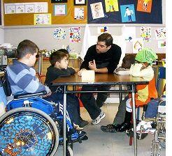Premières formations avec module handicap