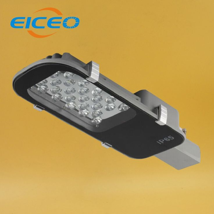 (27.36$)  Watch now  - (EICEO) Outdoor lighting Led Street Light 24W 30W 40W 50W 100W LED Streetlight Lamp Waterproof IP65 AC85-265V Path Lights Lamps