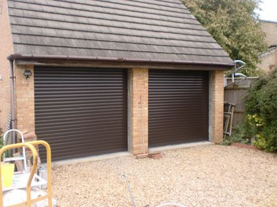 Roller Shutter Garage doors Stamford