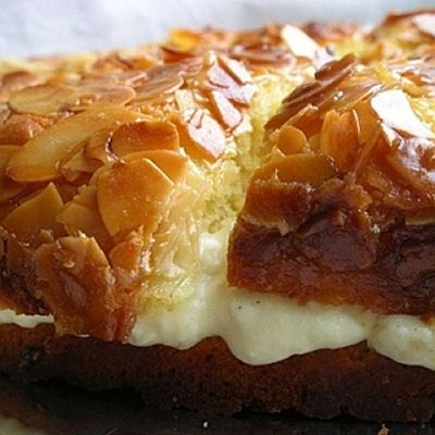 Bee Sting Cake,  oh the hubby is gonna love that I found this