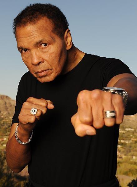Happy birthday Muhammad Ali!