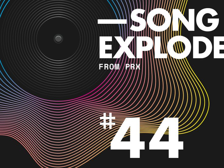 Song Exploder  #44:   Song Exploder is probably one of my favourite podcasts and Death Cab are one of my favourite bands.  Playing around with some cover art redesigns.  If you don't already listen and you're interested in music and the craft of song writing then check it out!