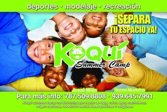 Campamento de Verano @ Aguadilla Campamentos de Verano