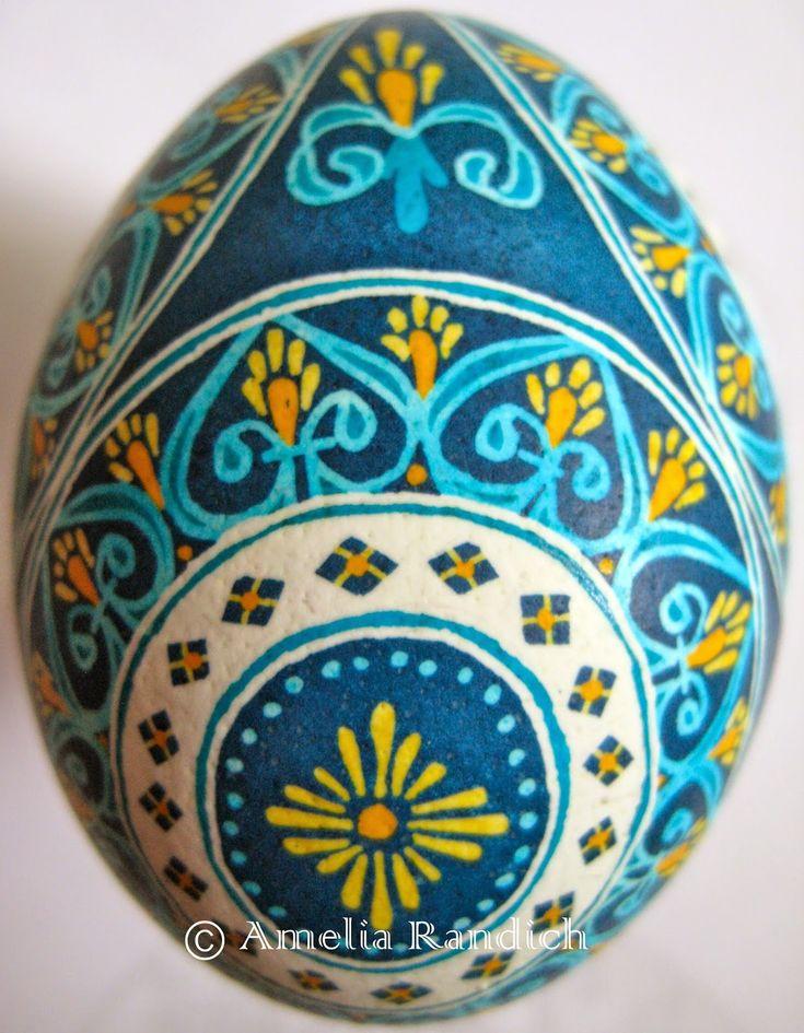 Saving the World: One Egg at a Time: Stylized Fleur-de-lis