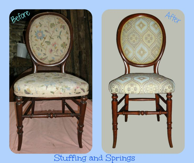 Delicate Bedroom Chair Fully Traditionally Reupholstered. Re Upholstered  Furniture By Stuffing And Springs (www.facebook.com/stuffingandsprings) |  Pinterest ...