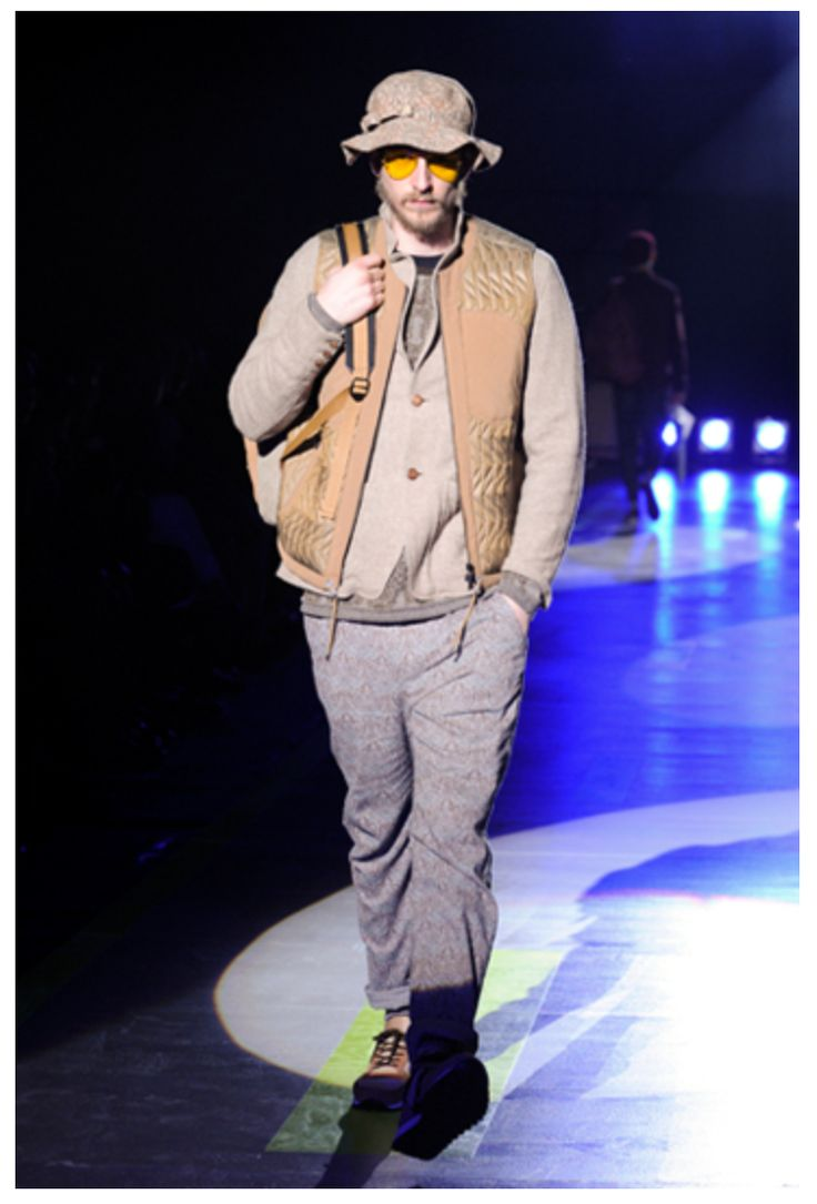 F/W works wear style. from whitemountaineering