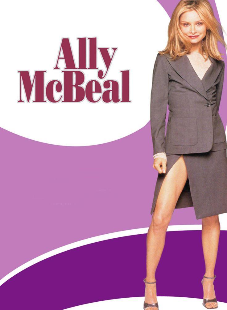 Affiches, posters et images de Ally McBeal (1997) - SensCritique