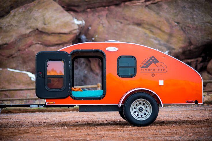 timberleaf trailer