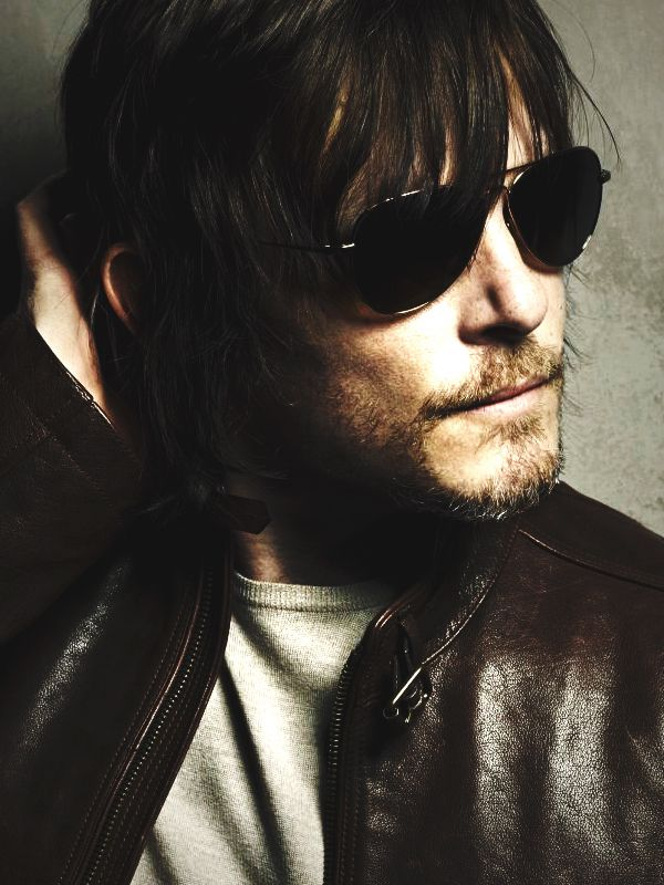 Norman Reedus ~ The Walking Dead. O my my. My new found crush!!!