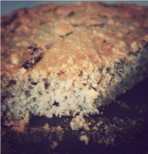 Kaas ui brood (suikervrij, zuivelvrij, glutenvrij)