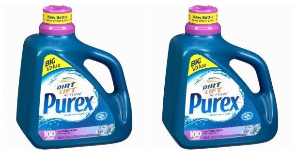 Purex Liquid Laundry Detergent Just 1 49 Purex Laundry