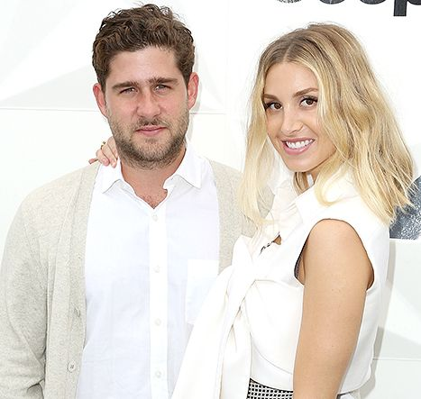 Whitney Port and fiance Tim Rosenman are married!