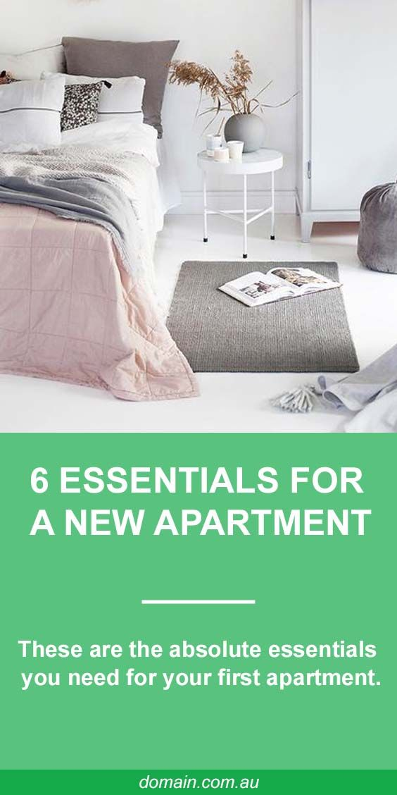 These Are The Essential Items For A New Home Historic Properties Apartments And Contemporary