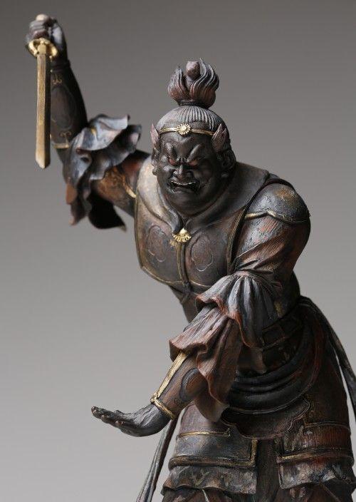 イスム 伐折羅 | 仏像フィギュアのイスムウェブショップ Buddhist Sculpture for interior.
