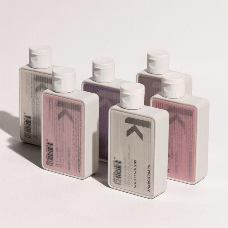 Kevin Murphy - lenticular packaging