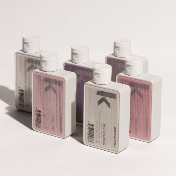 Kevin Murphy - lenticular packaging