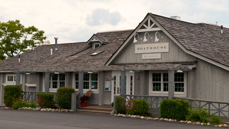 Boathouse Restaurant on Bowers Harbor, Old Mission Peninsula Restaurant