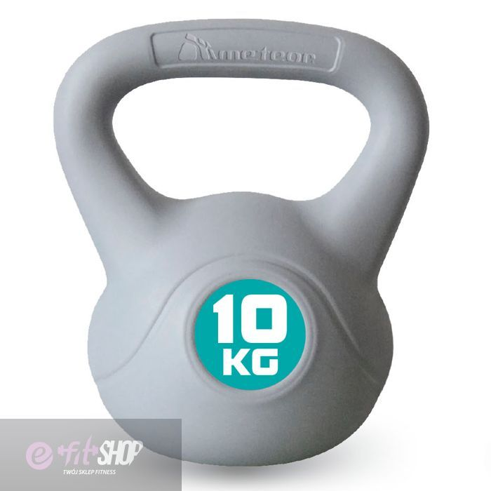 Kettle bell - it develops strength, power and  and power!