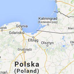 Nawiedzone miejsca - Mapy Google